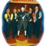 Zapshowteater i Cirkus